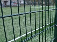 Ограждение (забор) Ø гориз. 2*5,5 мм Ø вертик.4,5 мм (450х2500мм) Дуос Фрунзе