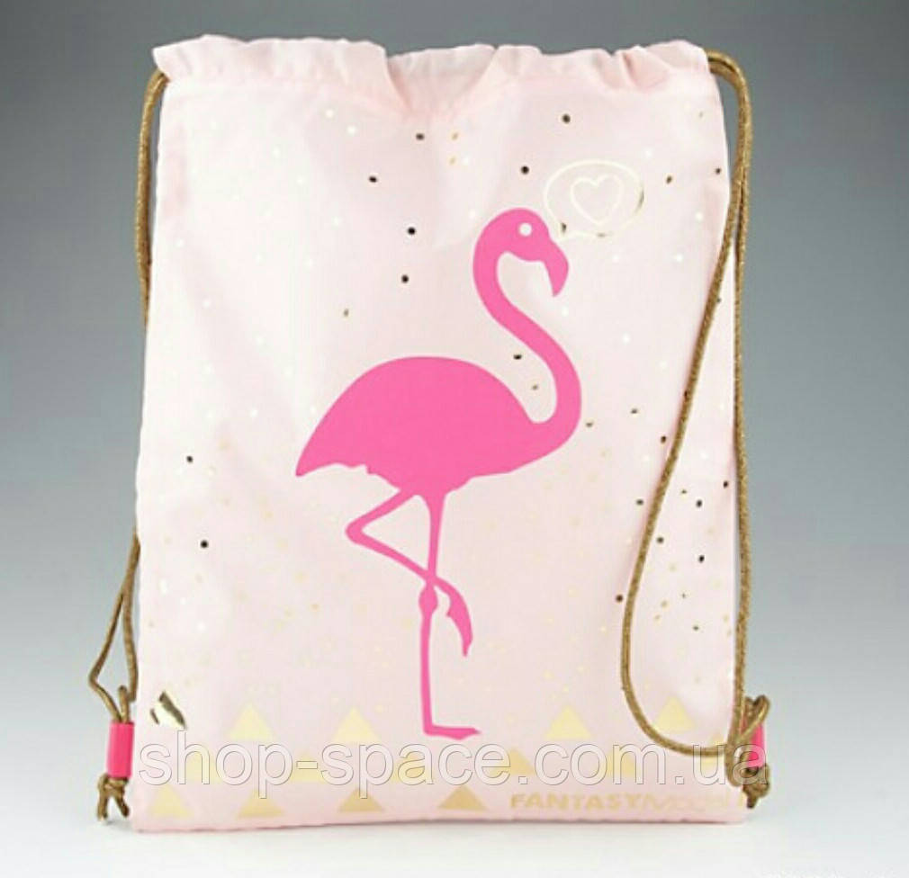 Сумка-мешок Фламинго от Top Model
