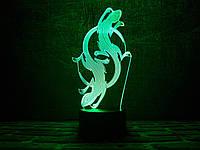 """Сменная пластина для 3D ламп """"Саламандра"""" 3DTOYSLAMP, фото 1"""
