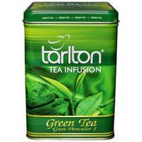 Чай Tarlton GunPowder зеленый 250 гр ж/б
