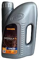 Mоторное масло Gemaoil 15W-40 (1л) FORMULA М  API SL/CF
