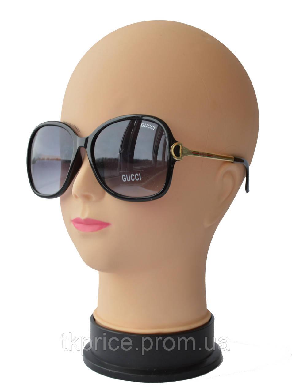 Женские солнцезащитные очки качественная реплика Gucci