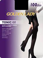 Колготки женские Golden lady Tonic 100Den черный р.2
