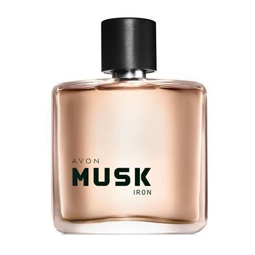 Avon Musk Iron 75 ml мужская туалетная вода (Эйвон Муск Ирон)