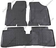 Полиуретановые коврики в салон Hyundai i30 2007-2012, 5шт. (Avto-Gumm)