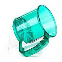 Кружка - сито для муки Fissman 10х6 см. (Пластик), фото 1