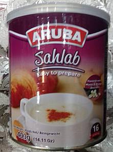 Сахляб / Sahlab 400 г