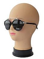 Стильные женские солнцезащитные очки качественная реплика Dior 8013