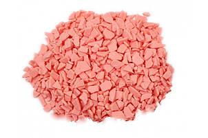 Осколки шоколадные розовые, 250гр