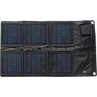 Cолнечное зарядное устройство Solar Power SM-5,5/18 18W, фото 1