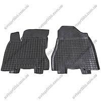 Полиуретановые коврики в салон Nissan X-Trail 2007-2013, 2шт.(Avto-Gumm)