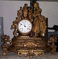 Часы кабинетные  нач.ХХ-го века Австро-Венгрия