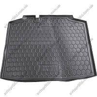 Багажник полимерный, Skoda Rapid 2012-> спейсбек(Avto-Gumm)