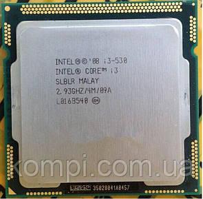 Процессор Intel Core i3-530 s1156
