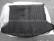 Коврик в багажник для Mazda CX-5 с 2017 г. (Avto-gumm) пластик+резина