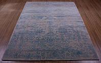 Современный шерстяной ковер ручной работы
