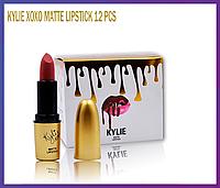 Набор матовых помад Kylie XOXO Matte Lipstick 12 шт.