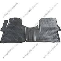 Полиуретановые коврики в салон Volkswagen Crafter 2006->, 2шт.(Avto-Gumm)