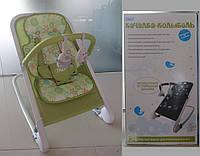 Детский шезлонг BT-BB-0005 2 в 1, фото 1