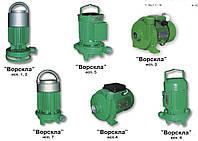 Насосы для полива Ворскла БЦ-1.1-18У-1.1М. Комплектующие
