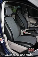 Авточехлы для Great Wall Hover H3 2005->, Экокожа, L-line
