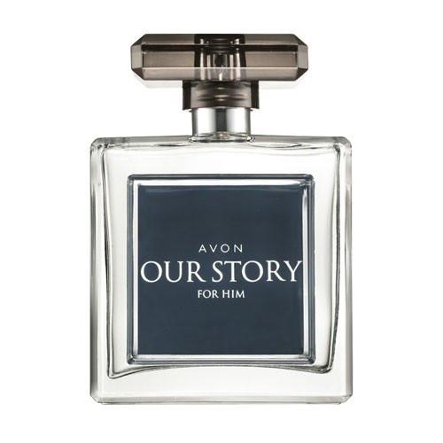 Avon Our Story for Him 75 ml мужская туалетная вода (Эйвон Аур Стори)