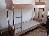 Кровать из ДСП на металическом каркасе 1900*800