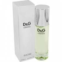 Женский парфюм D&G Feminine (Дольче Габбана Феминин)