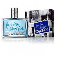 Мужская туалетная вода Donna Karan DKNY Love from New York Men (Донна Каран Лав фром Нью Йорк Мен)