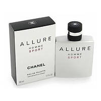 Мужской парфюм Chanel Allure Homme Sport (Шанель Аллюр Хом Спорт) 50ml