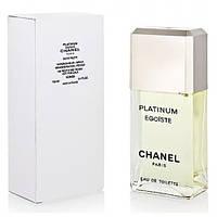 Chanel Egoiste Platinum 100 ml TESTER