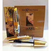Тушь для ресниц Max Factor МаXXL Extend Lengthening Mascara Gold (пушистая)