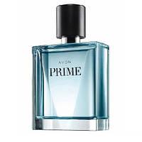 Avon Prime 75 ml мужская туалетная вода (Эйвон Прайм)