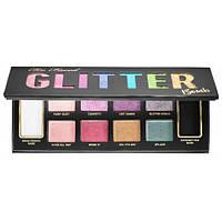 Палитра теней-глиттеров для век Too Faced Glitter Bomb, фото 1