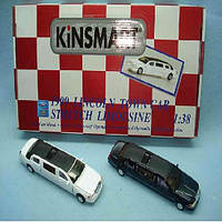 Моделька kinsmart lincoln town car stretch limousine