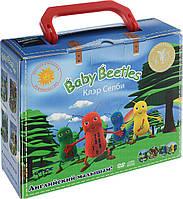 Baby Beetles (комплект из 4 книг + 4 DVD-ROM и 4 CD)