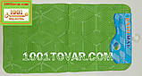 Антиковзаючий килимок для ванної на присосках Килим, фото 5