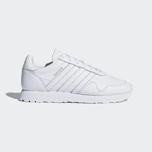 17910d8a Мужские белые кроссовки Adidas Originals Haven CQ3037 - Интернет магазин  Tip - все типы товаров в