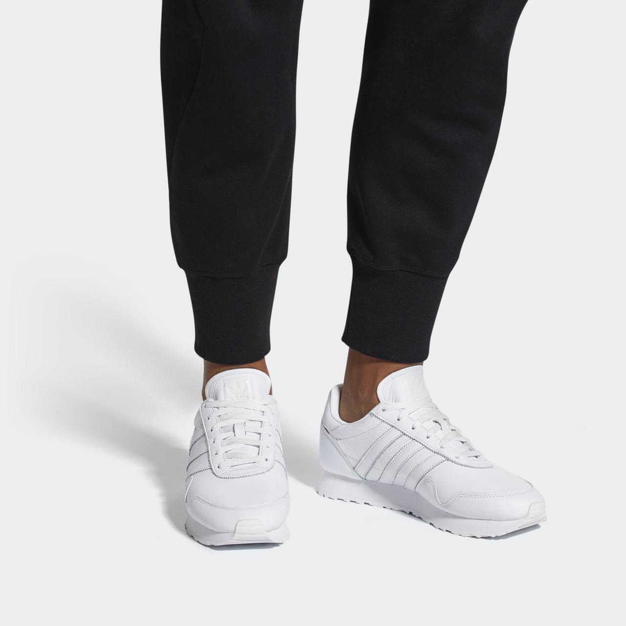 8d6c6b72 Мужские белые кроссовки Adidas Originals Haven CQ3037: продажа, цена ...