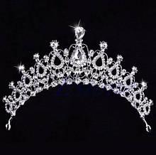 Свадебная корона на голову для невесты