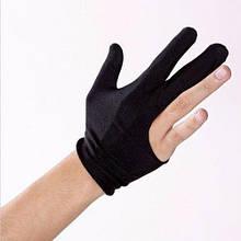 Перчатка для игры в бильярд