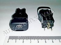 Включатель-кнопка обогрева зад. стекла ВАЗ 2108-15, 2123, Псков (996.3710-07.04)