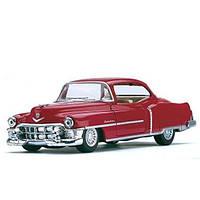 Моделька kinsmart cadillac series 62 coupe 1953