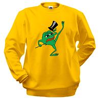 Свитшот pepe the frog