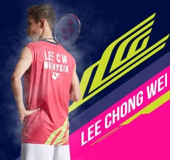 Уникальная именная коллекция Yonex Lee Chong Wei limited стала доступна для предзаказа!