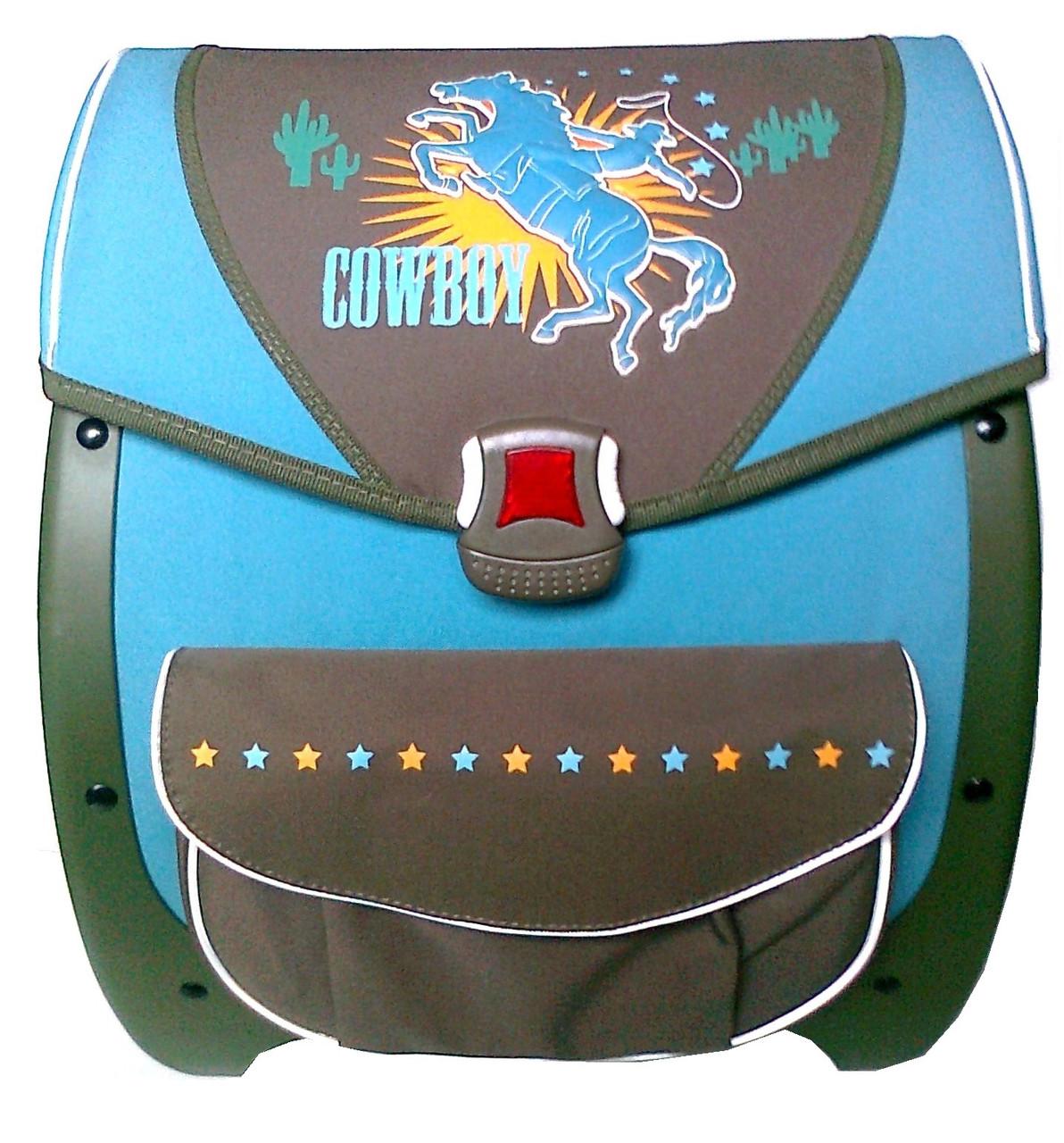 Ранец школьный 1601 Cowboy