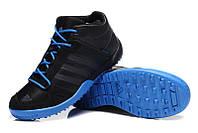 """Кроссовки Мужские Зимние Adidas """"Daroga Mid Leather 2"""", фото 1"""
