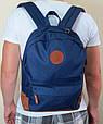 Рюкзак молодежный, городской 12 л. Gin Bronx, бордовый, фото 6