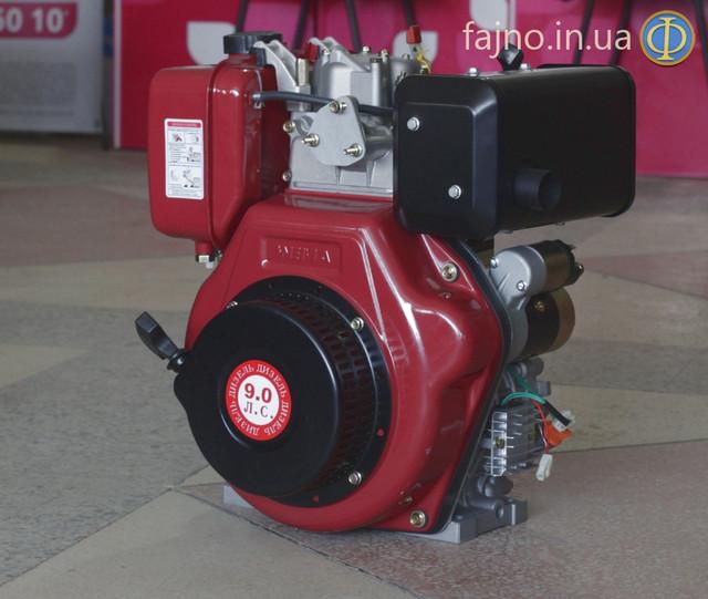 Дизельный двигатель на мотоблоке Булат фото 1