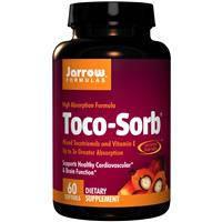 Витамин Е и смесь токоферолов, Jarrow Formulas, 60 гелевых капсул
